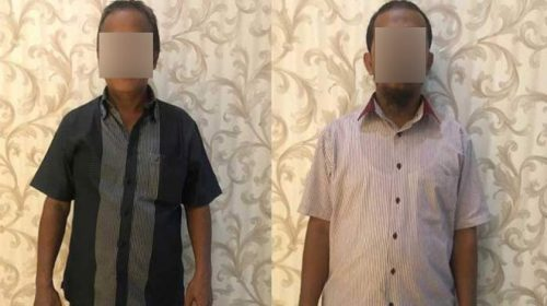 Kasus Proyek Kapal Fiktif, Dua Mantan Pejabat Pelindo 1 Ditahan Polda Sumut