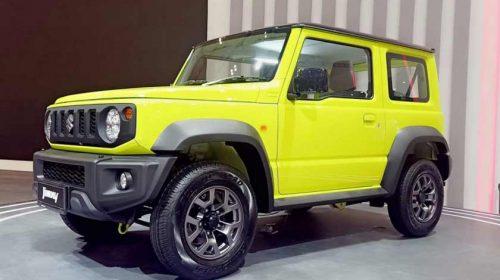 Beli Mobil Suzuki Jimny di GIIAS Bisa dengan Tukar Tambah