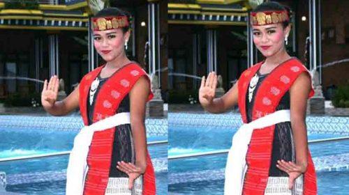Pemenang Lomba 'Mangandung', Veni Sinurat Rebut Juara 1