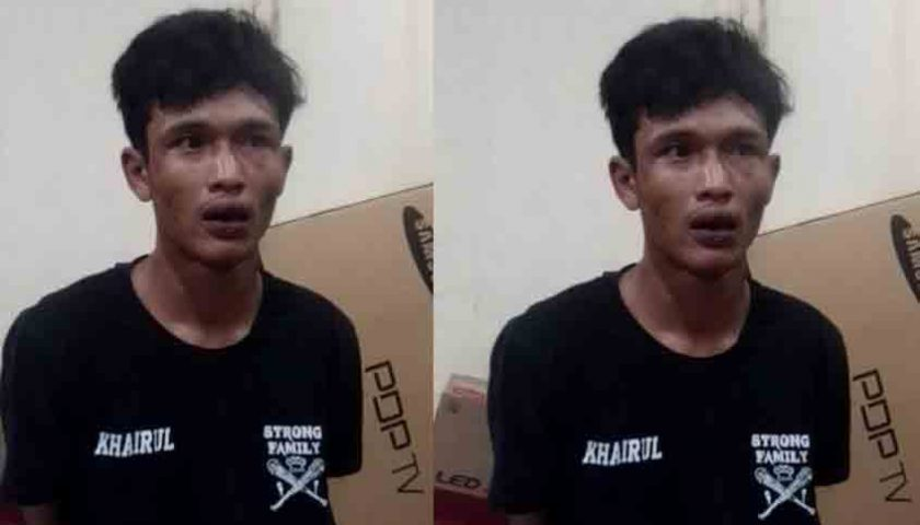 Pencuri Honda Beat Ditangkap Massa, Aksinya Terlihat Warga, Dikirim ke Penjara