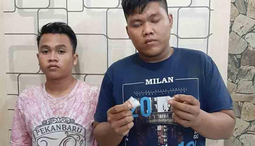 Penjual Sabu di Asahan Disergap Polisi saat Tunggu Pembeli