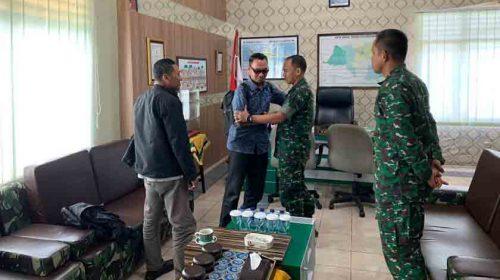Tim Mabes TNI AD Akan Tinjau Program Fisik TMMD ke-105 di Desa Ladang Paris