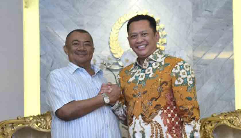 Syamsul Arifin: Bamsoet Sosok Tepat Pimpin Partai Golkar