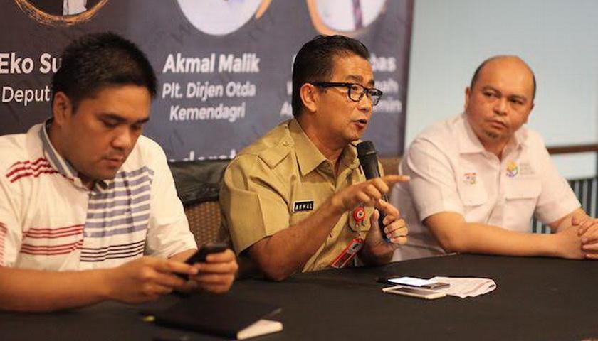 Mendagri Keluarkan Radiogram Penganugerahan Tanda Kehormatan Bagi Kepala Daerah