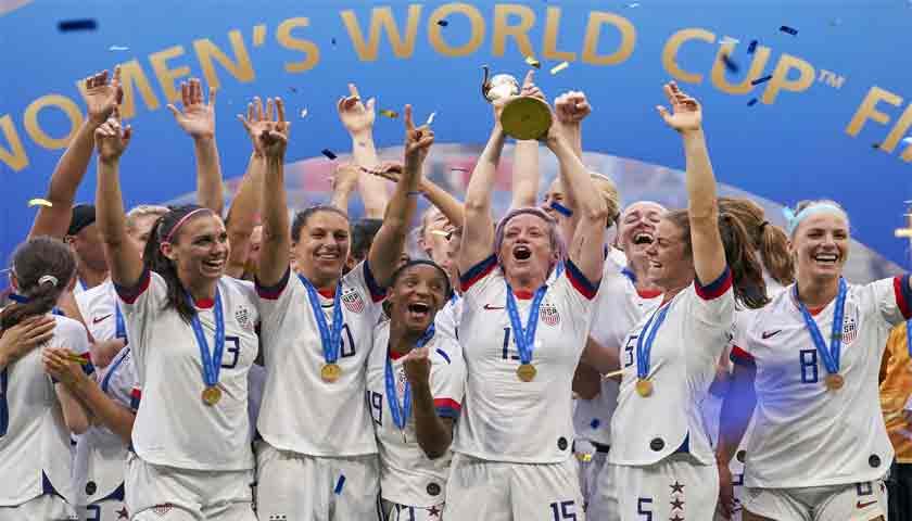Benamkan Belanda 2-0, Amerika Serikat Juara Piala Dunia Wanita 2019