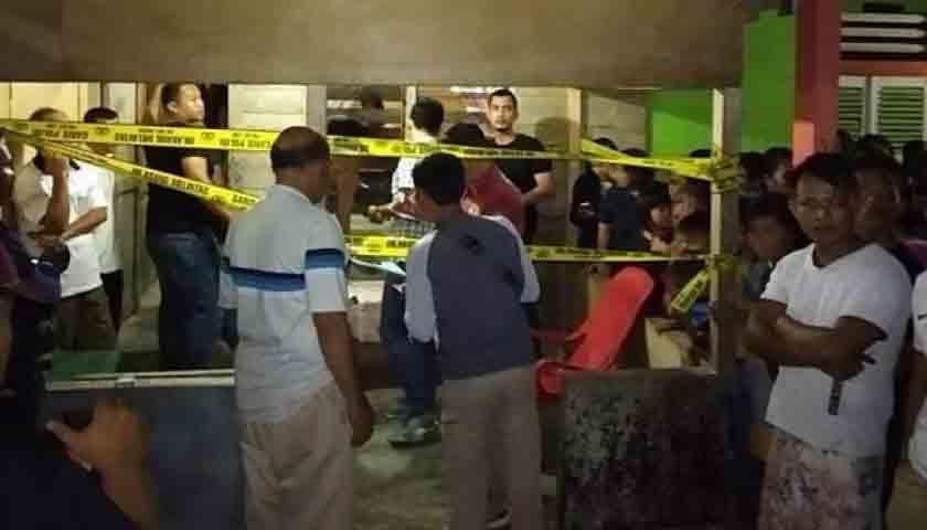 Nias Gempar..!!! Anak Mutilasi Ayah Pakai Kampak, Kepala Terputus