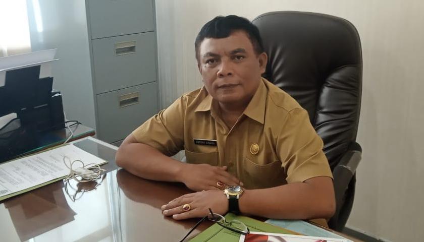 Merasa tak Bersalah, Antony Sinaga Pertanyakan Pencopotan Jabatannya ke Gubsu