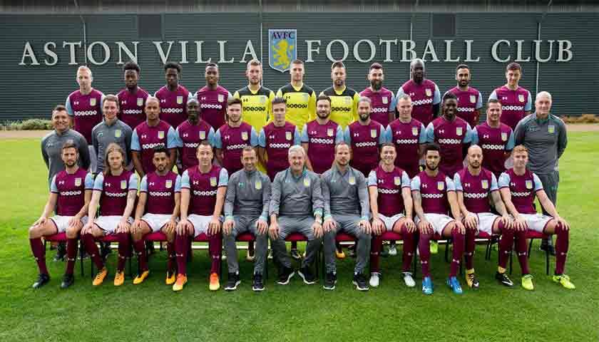 Aston Villa Tim Promosi Siap Onfire di Liga Premier Inggris Musim 2019/20