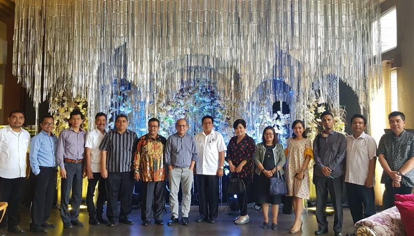 Alumni EKonomi UHN dan Kadin Sumut Jalin Beberapa Kerjasama Strategis