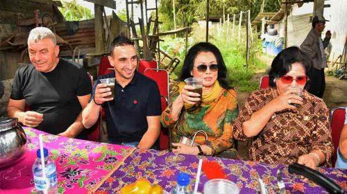 Dubes RI Untuk Bosnia Tertarik Perkenalkan Kenikmatan Kopi Karo ke Bosnia
