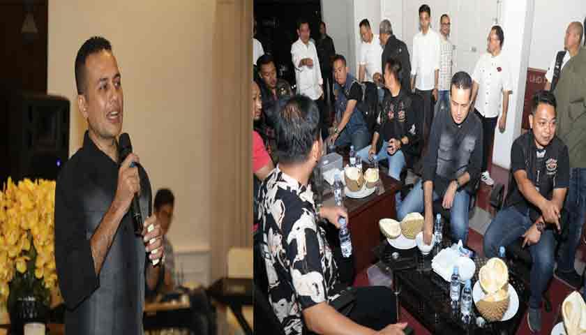 Empat Klub Moge Ternama di Indonesia Terpesona dengan Keindahan Danau Toba