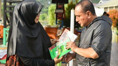 Edy Rahmayadi Desak BPTP Kembangkan Inovasi Teknologi Pertanian