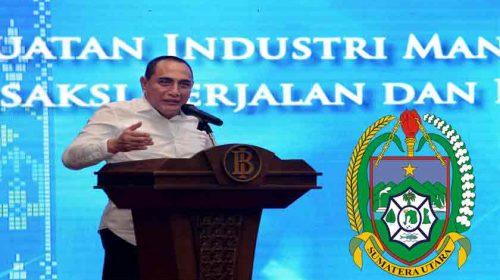 Gubsu Edy Rahmayadi: Pertumbuhan Ekonomi Sumut Tertinggi Kedua di Pulau Sumatera