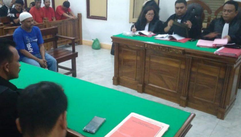 Hakim Perberat Hukuman Jakir kadi 15 Tahun