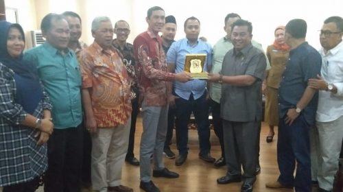Anggota DPRD Pandeglang Kunker ke DPRD Medan