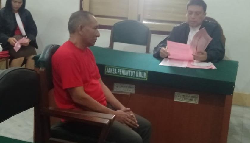 Bang Li Terdakwa Kurir 92,6 Gram Sabu Dituntut 12 Tahun