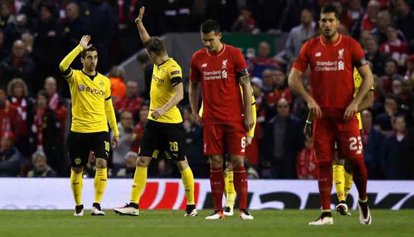 Liverpool Akui Kemenangan Borussia Dortmund di Laga Uji Coba Pramusim 2019