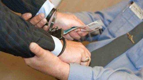 LSM Peras Pejabat, Jekson Napitupulu Terjaring OTT, Hampir Rp 10 Juta Disita