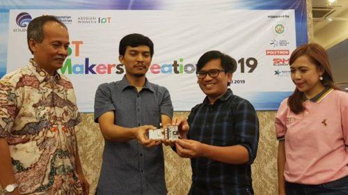 Makers Medan Jajal Koneksi LoRa, Mencari Makers dengan Solusi Lokal