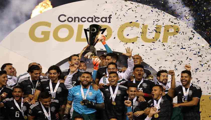 Kalahkan Amerika Serikat, Meksiko Juara Piala Emas CONCACAF 2019