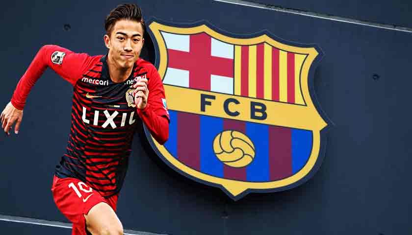 Barcelona Telah Secara Resmi Memenangkan Hiroki Abe