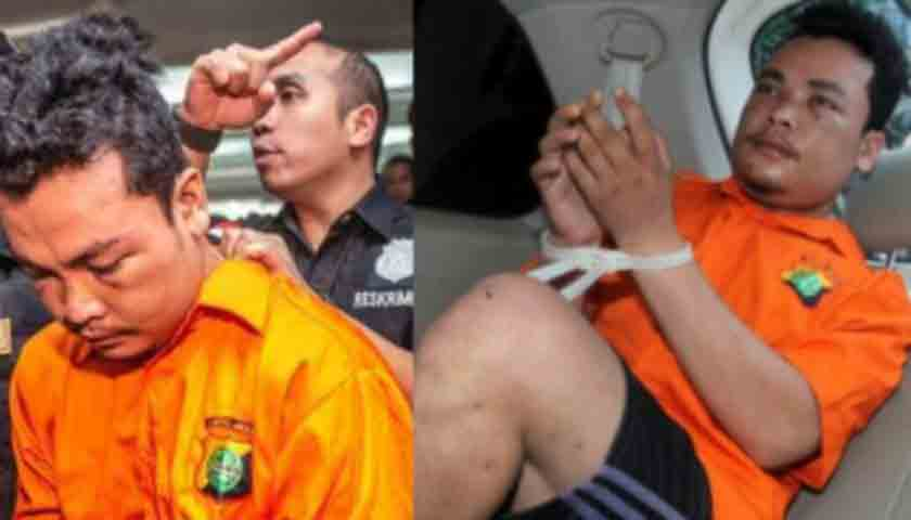 Harris Simamora, Pembunuhan Satu Keluarga di Bekasi Divonis Mati