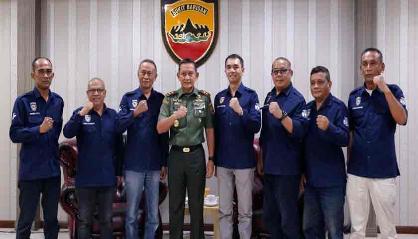 Pangdam I/BB Dukung Pengprov IMI Sumut Menggelar Kejuaraan Reli APRC 2019