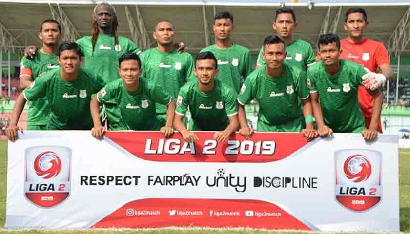 Sementara! PSMS Medan di Posisi Kelima Klasemen Wilayah Barat Liga 2 Indonesia 2019