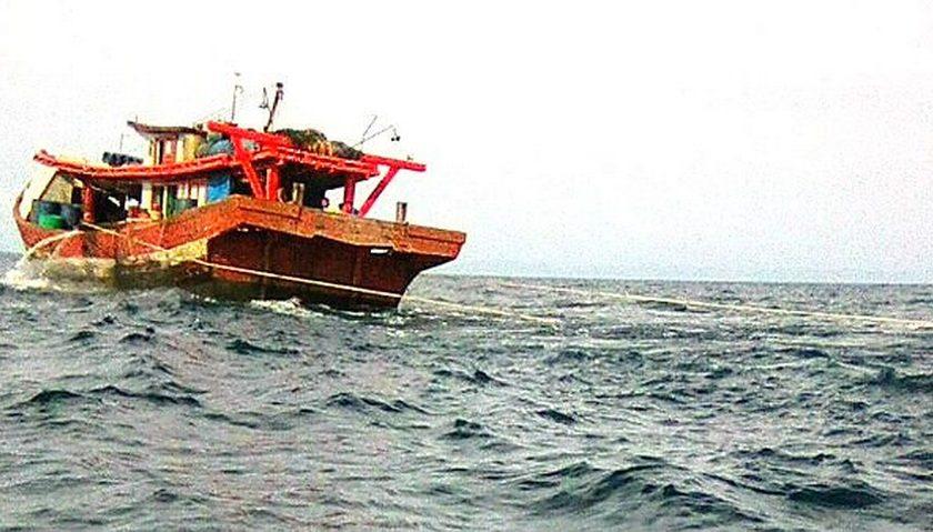 DPRDSU Desak Poldasu Tindak Tegas Pukat Trawl di Tanjungbalai-Asahan