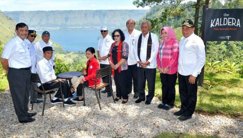 Jokowi Tekankan Pembangunan Pariwisata Danau Toba Terintegrasi