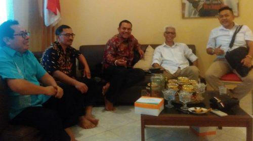Tokoh Pers Banten Dapat Dukungan Nyalon Walikota Cilegon