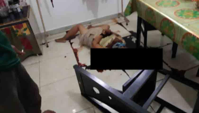 Wanita Tua Dibunuh, Boru Siagian Ditemukan Bersimbah Darah, Tangan Diikat, Mulut Disumpal