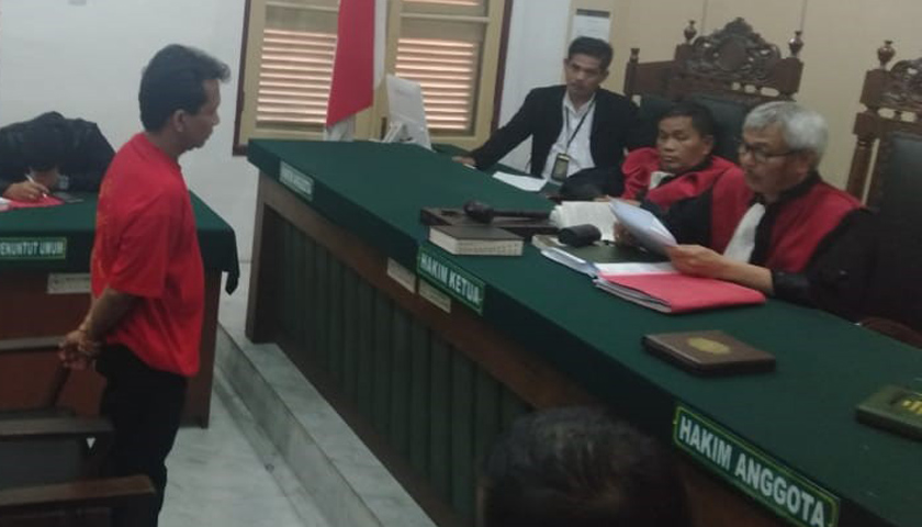 Pertama Kali, Perintah Oknum Hakim Rehab WN Malaysia Ditunda