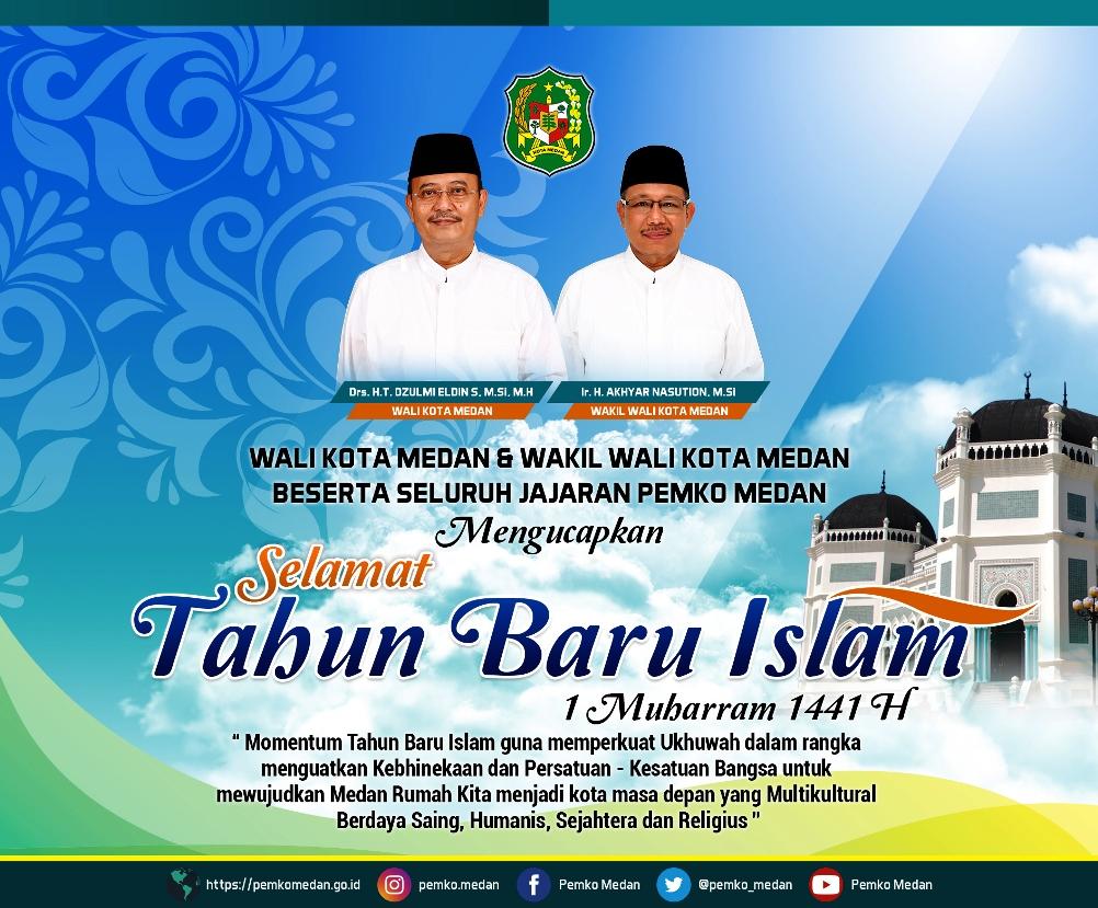 tahun baru islam 1 muharram 1441 H