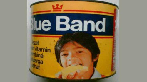 Masih Ingat Ingat Sosok Bocah di Kaleng 'Jadul' Blue Band ini? Ternyata Ia Aktor Legendaris, Lho!