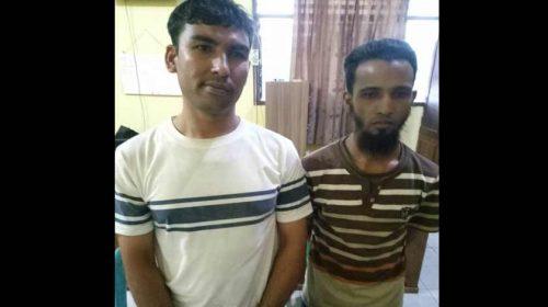 Dua Warga Myanmar Ditangkap Polisi di Medan Usai Beli Sabu