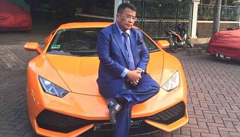 Hotman Paris Bakal Hadiahi Lamborghini Jika Bisa Buktikan Ia Terlibat di Video Porno