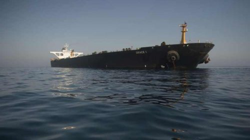 Iran Peringatkan AS Soal Kapal Tanker Minyak