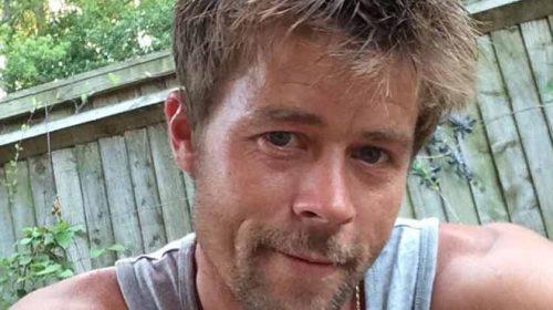 Mirip Brad Pitt, Tukang Bangunan Ini Banjir Penggemar