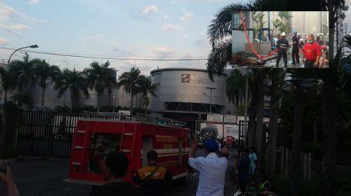 Sempat Meledak, Pabrik CPO PT Sinar Mas di Belawan Terbakar