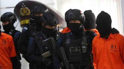 6 Terduga Teroris Ditangkap, dari Penjaga Apotek Hingga Pengusaha Loundry
