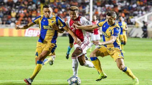 Ajax Amsterdam Petik Hasil Imbang di Playoff Liga Champions 2019/20