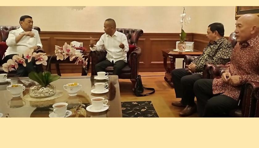 Wiranto Sambut Baik Rencana HPN 2020 di Papua