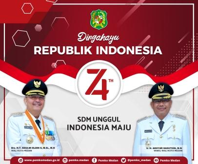 SDM UNGGUL INDONESIA MAJU DIRGAHAYU RI