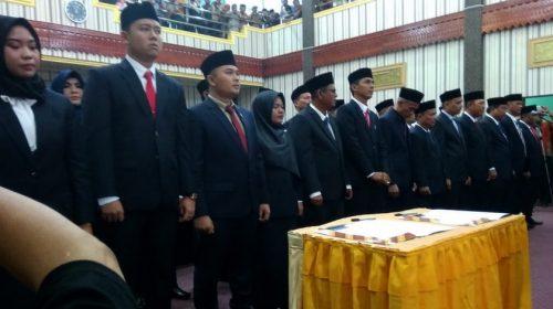 25 Anggota DPRK Terpilih 2019 di Aceh Singkil Dilantik