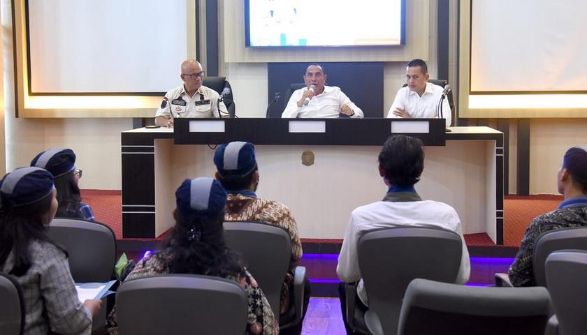 Kasatpol PP Bantah Melaporkan GMKI ke Polisi