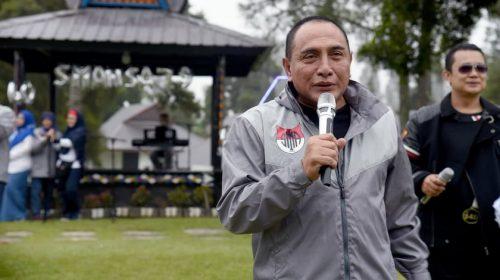 Gelar Reuni SMANSA Medan '79, Edy Rahmayadi Bicara Soal Kesetiaan