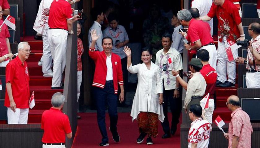 Selesai Susun Kabinet, Jokowi Pastikan 45 Persen dari Partai