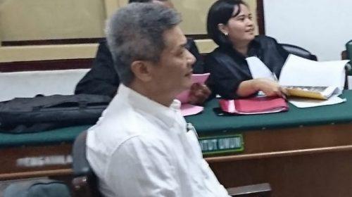 Hakim Tegur JPU, Direktur CV Agung Lestari Ternyata Pria, 2 Saksi Dihadirkan
