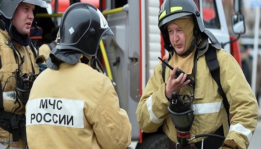 Ledakan Misterius Mesin Roket Tewaskan 5 Ahli Nuklir Rusia